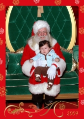 juliette-with-santa