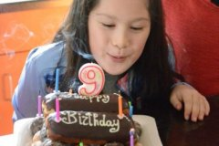 Juliette\'s 9th Birthday